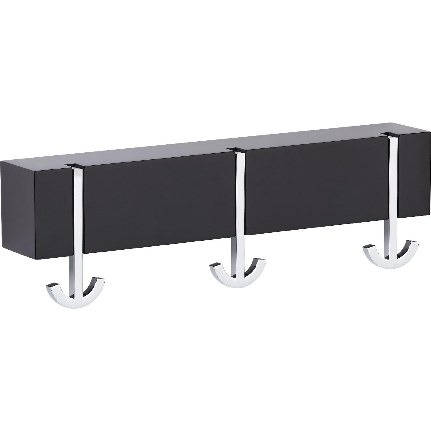 wandgarderobe pieperconcept ancora tre schwarz. Black Bedroom Furniture Sets. Home Design Ideas