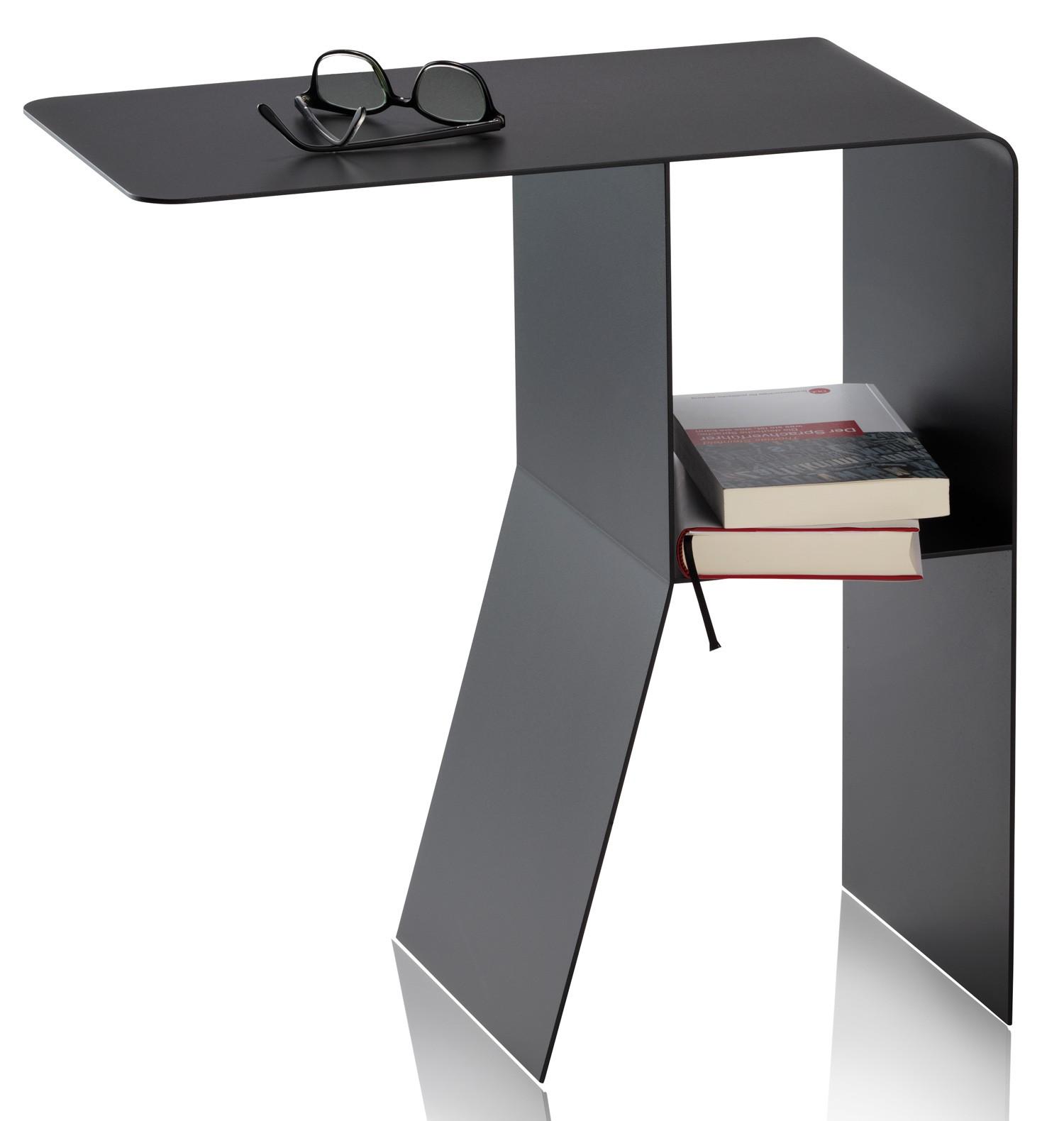 beistelltisch pieperconcept athos schwarz. Black Bedroom Furniture Sets. Home Design Ideas