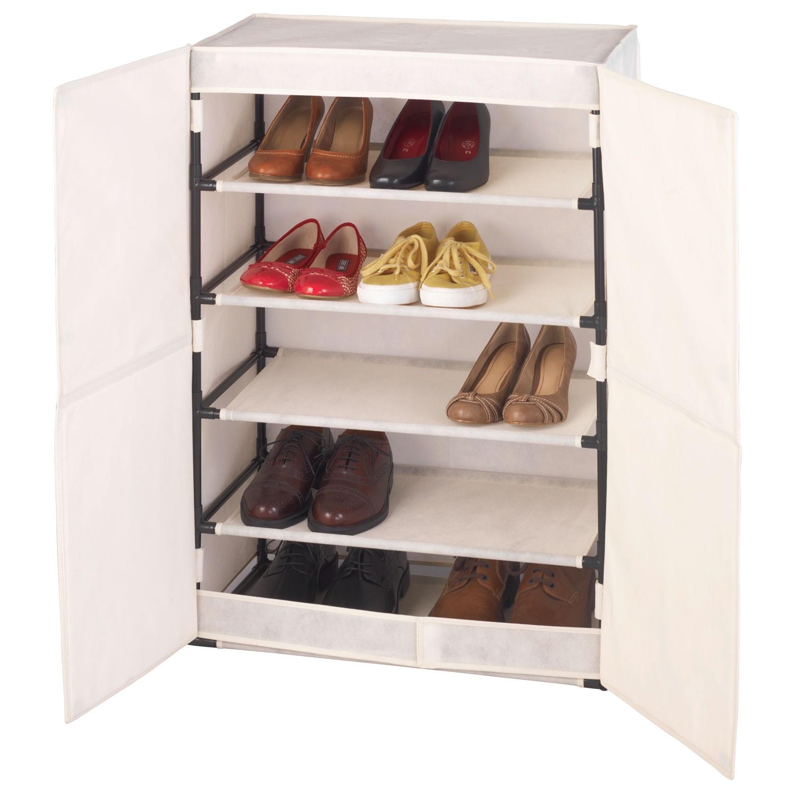 schuhschrank butterfly. Black Bedroom Furniture Sets. Home Design Ideas
