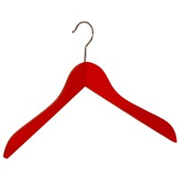 Kleiderbügel Business rot