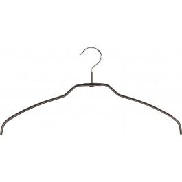 Kleiderbügel Silhouette light 42 FT Mawa - schwarz