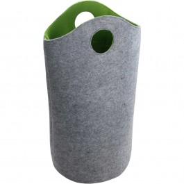Wäschesammler Wenko Universal Filz grün