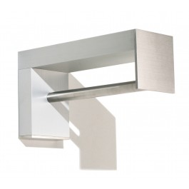 Wandgarderobe pieperconcept cubix wall Edelstahl, Aluminium eloxiert