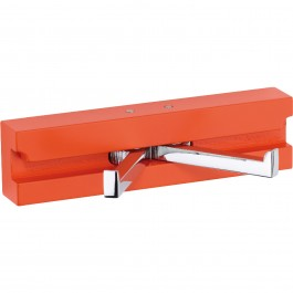 Wandhaken pieperconcept twin orange
