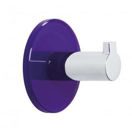 Wandhaken pieperconcept visby violett