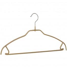 Kleiderbügel Silhouette light 42 FTU MAWA glitzer gold