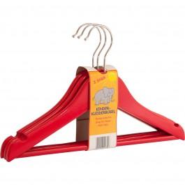 Kinderkleiderbügel Weber C 157 rot
