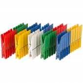 Wäscheklammern Colorado 50er Pack