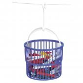 Wäscheklammer-Korb