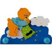 Kindergarderobe bieco Bär