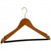 Kleiderbügel 139 HR kirsch