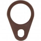 Kleiderbügel Diebstahlsicherung Kunststoffring 30 mm