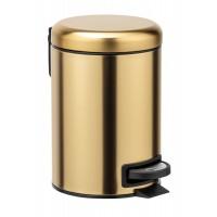 Kosmetik Treteimer Leman Metallic Gold matt