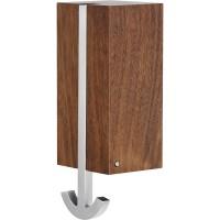 Holz: nussbaum - Farbe: nussbaum geölt