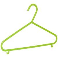 Kinderkleiderbügel Malte grün