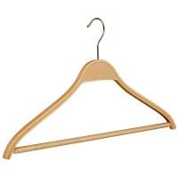 Kleiderbügel 14b Schichtholz
