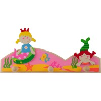 Kindergarderobe bieco Seejungfrau