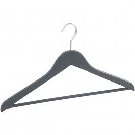 Kleiderbügel Wenko London grau