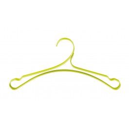 Kleiderbügel Wenko Soft Act grün