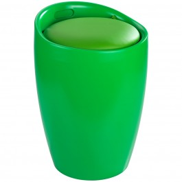 Wäschesammler & Hocker Wenko Candy green