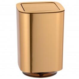 Schwingdeckeleimer Auron gold 2