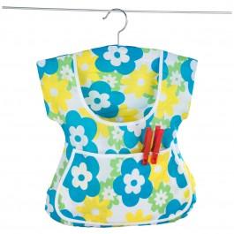 Wäscheklammer-Kleid