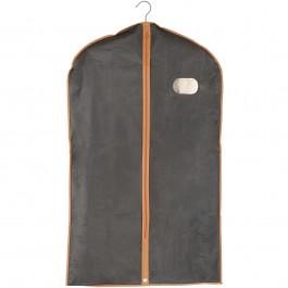 Wenko Kleidersack grau orange - 60 cm x 100 cm