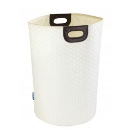 Wäschesammler Wabo beige