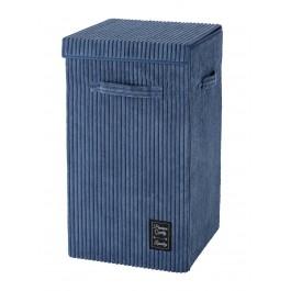 Wäschesammler Cora blau