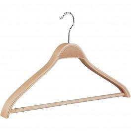 Kleiderbügel 24b Schichtholz