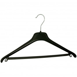 Kleiderbügel HL 245 schwarz - Rückseite