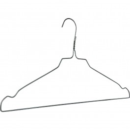 Drahtbügel K-Form 2,7 mit Rockkerbe