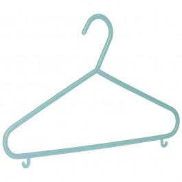 Kinderkleiderbügel Malte eisblau