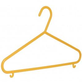 Kinderkleiderbügel Malte gelb