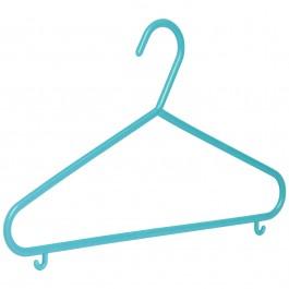 Kinderkleiderbügel Malte hellblau