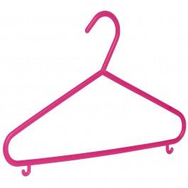 Kinderkleiderbügel Malte pink