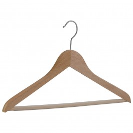 Kleiderbügel ECO Business RFS natur