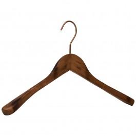 Kleiderbügel Vintage 7209 braun