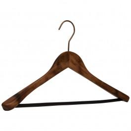 Kleiderbügel Vintage 7685b braun