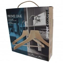 Kleiderbügel Geschenkbox PRIME OAK