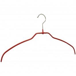 Kleiderbügel Silhouette light 42 FT MAWA glitzer rot