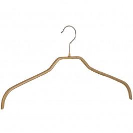 Kleiderbügel Silhouette F MAWA glitzer gold