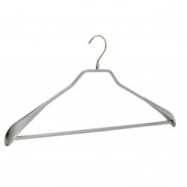 Kleiderbügel Bodyform LS MAWA silber