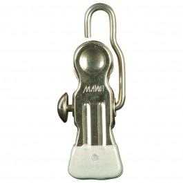 Kleiderbügel Mawa K2 silber