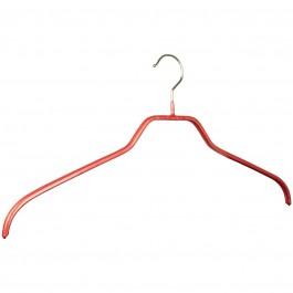 Kleiderbügel Silhouette F MAWA glitzer rot