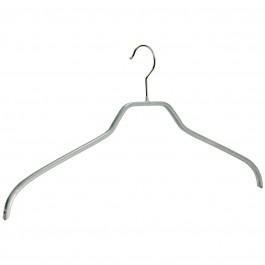 Kleiderbügel Silhouette F MAWA silber