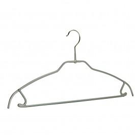 Kleiderbügel Silhouette light 42 FTU MAWA silber