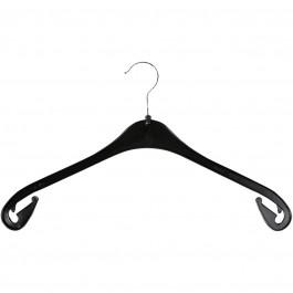 Kleiderbügel NA 47 schwarz