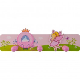 Kindergarderobe bieco Prinzessin