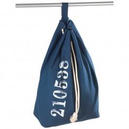 Wäschesack Wenko Sailor blau